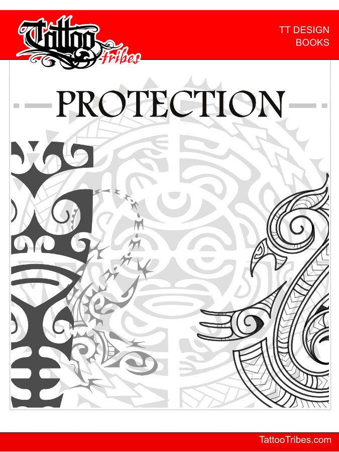 Polynesian Tattoo Symbols - Books