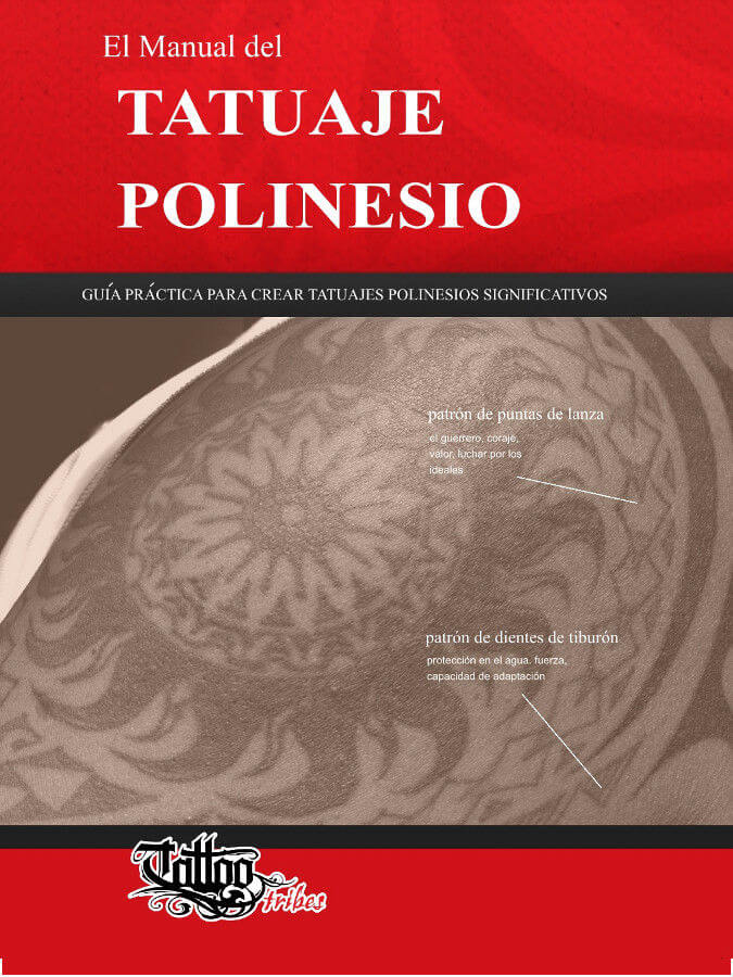El Manual del Tatuaje Polinesio Vol.1