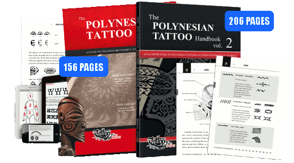 The Polynesian Tattoo Handbooks