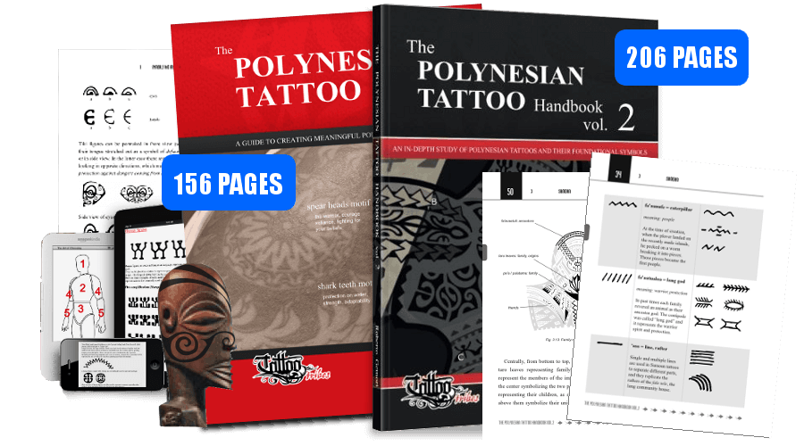 Books about Polynesian Tattoos